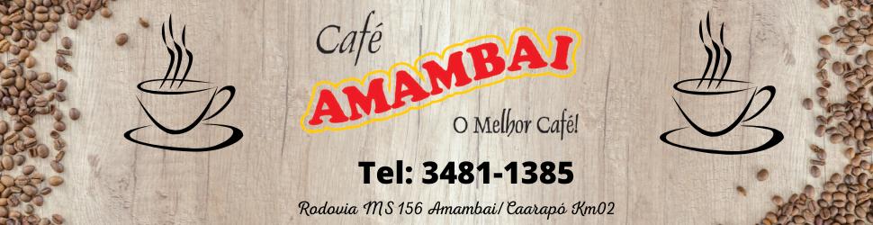 CAFÉ AMAMBAI