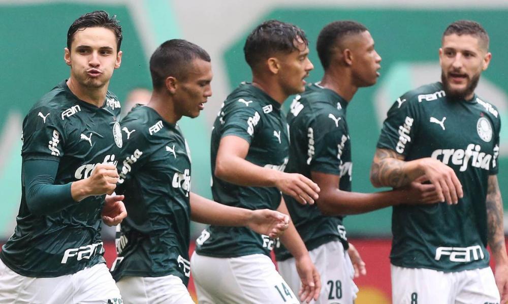 Cesar Greco/ Palmeiras/ Direitos Reservados